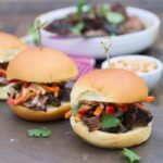 Korean Beef Sliders