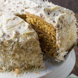 Caramel Italian Cream Cake Spicy Southern Kitchen