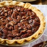 Paula Deen's Caramel Pecan Pie