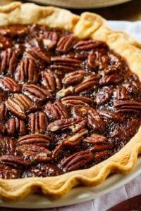 Whole Salted caramel Pecan Pie.