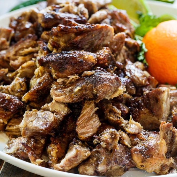Pork Carnitas - Spicy Southern Kitchen