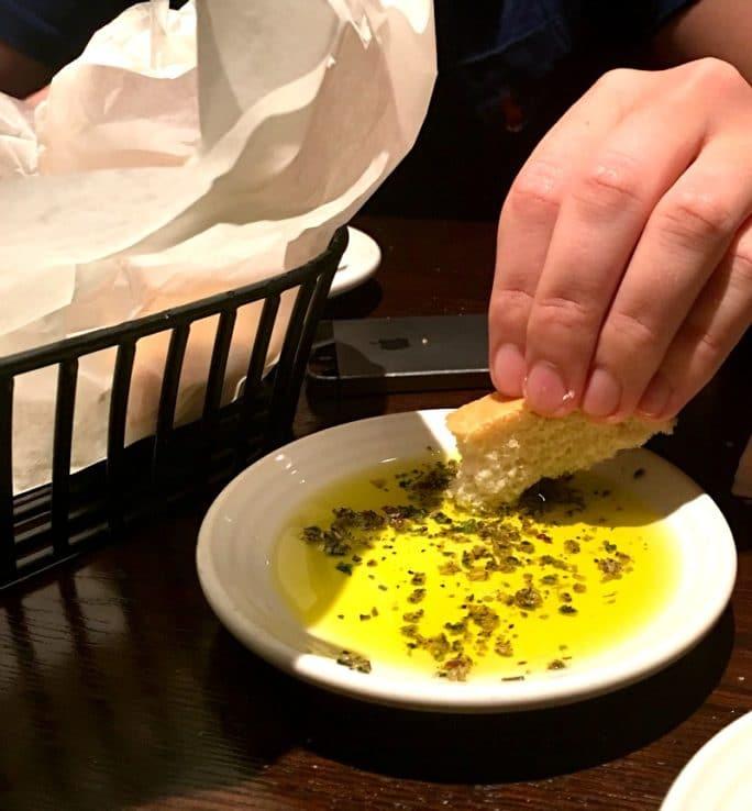 New Menu at Carrabba's Italian Grill
