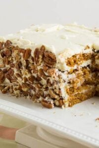 carrot layer cake cook's illustrated