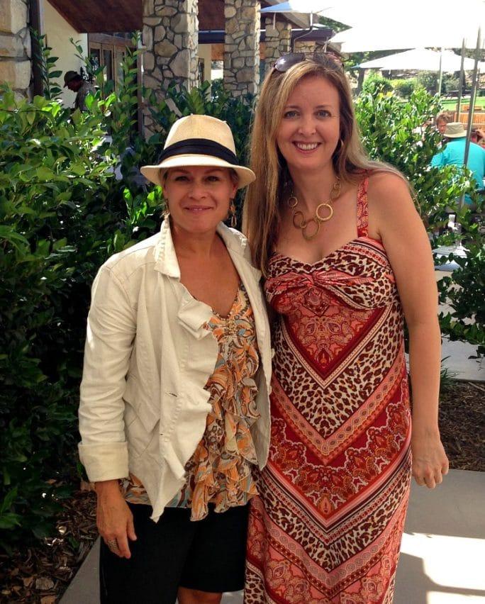 Santa Barbara with Cat Cora