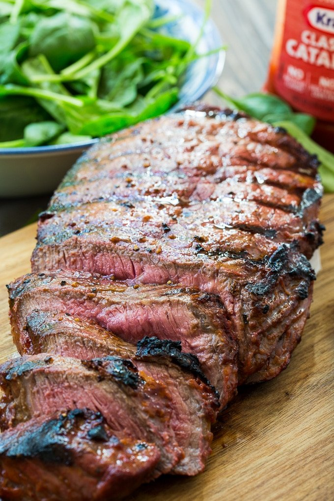 Catalina London Broil- only 3 ingredients!