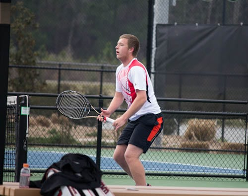 Florence High School Boys' Tennis Tournament