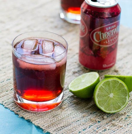cheerwine cocktail