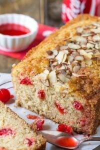 Cherry Almond Cola Bread