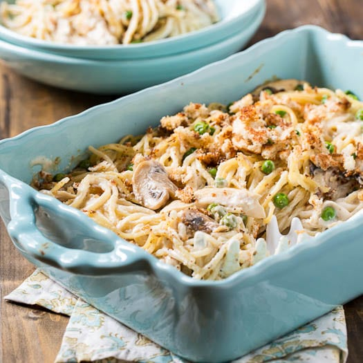 Turkey Tetrazzini - Spicy Southern Kitchen
