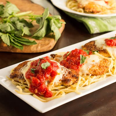 Chicken Parmesan Recipe Spicy Southern Kitchen
