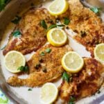 Creamy Chicken Piccata