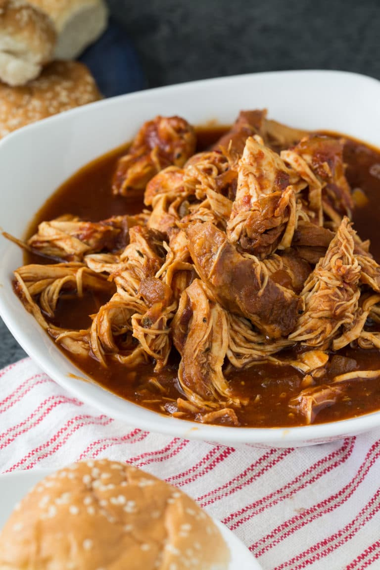 Crock Pot Chipotle Chicken recipe