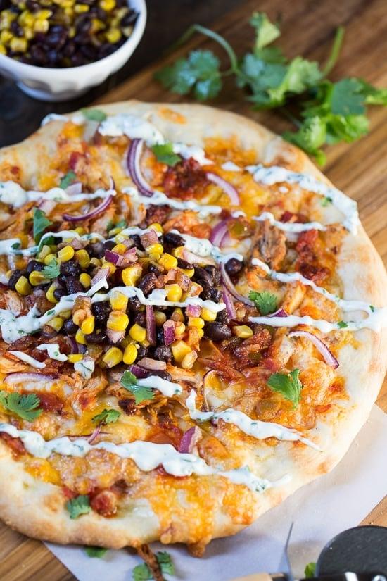 California Pizza Kitchen Chipotle Chicken Pizza