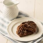 Chocolate Applesauce Scones