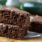 Chocolate Zucchini Sheet Cake