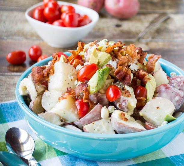 Cobb Potato Salad