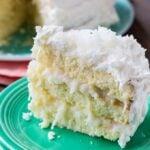 Coconut Celebration Cake
