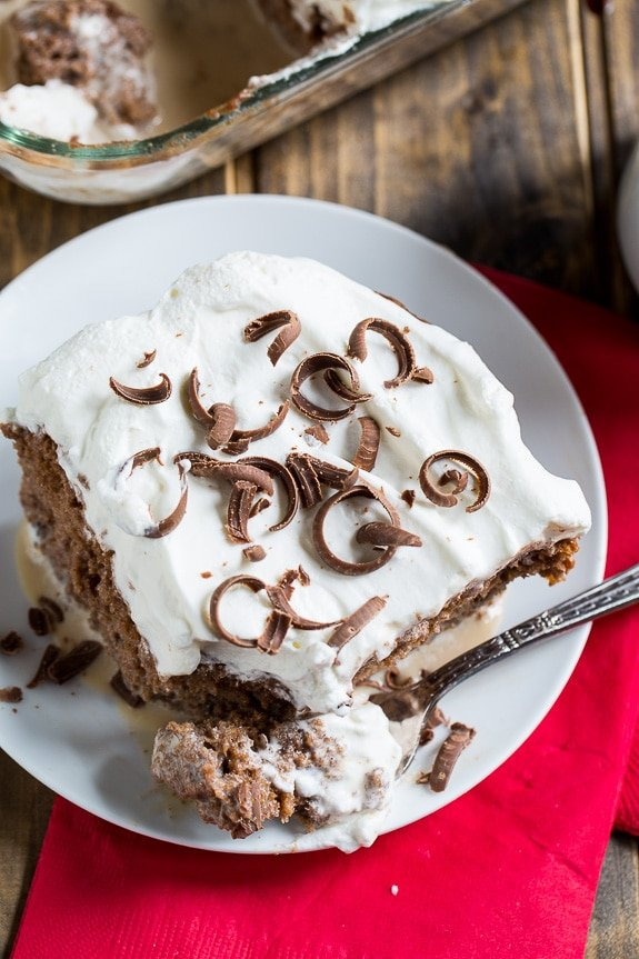 This coffee-spiked Tres Leches Cake is perfect for celebrating Cinco de Mayo.