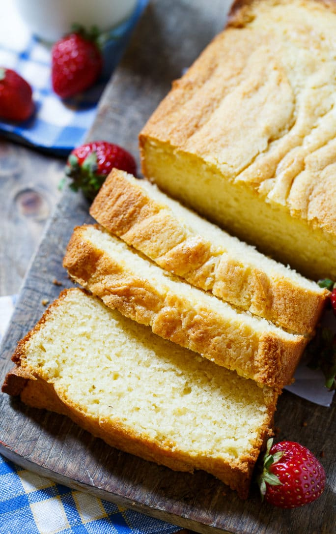 Condensed milk pound cake spicy southern kitchen sweetened condensed milk pound cake forumfinder Gallery