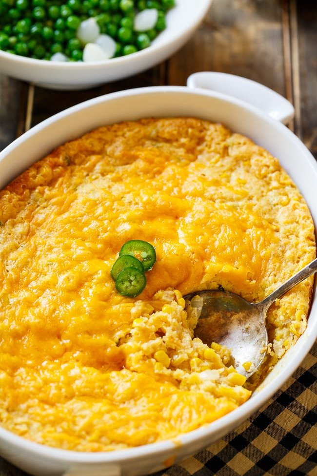 how to make creamed corn with cream cheese