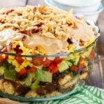 Barbecue-Ranch Cornbread Salad