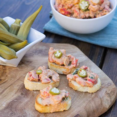 crawfish spread with cream cheese