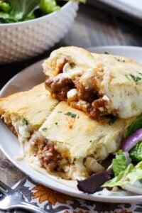 Crescent Lasagna