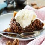 Crock Pot Pecan Pie