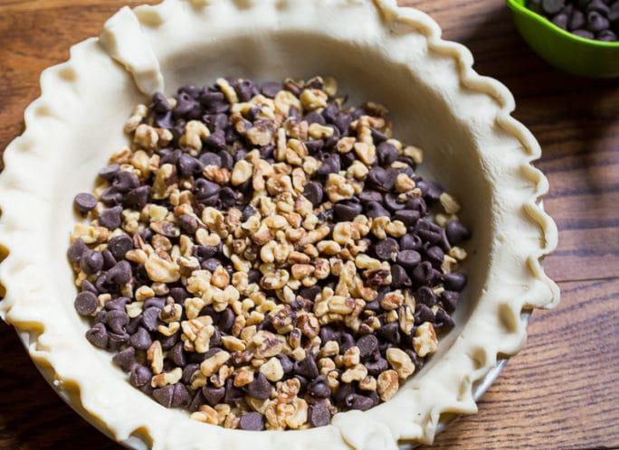 Washington Walnut Pie Recipes — Dishmaps