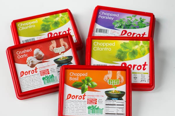 DOROT spices