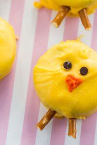 Easter Oreo Chicks