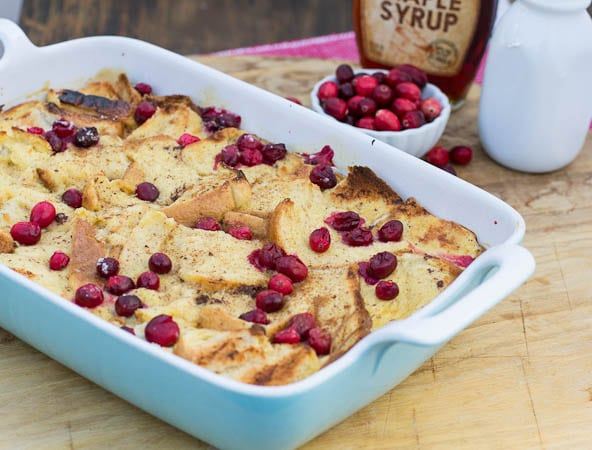 french toast baked eggnog french toast cinnamon baked french toast ...