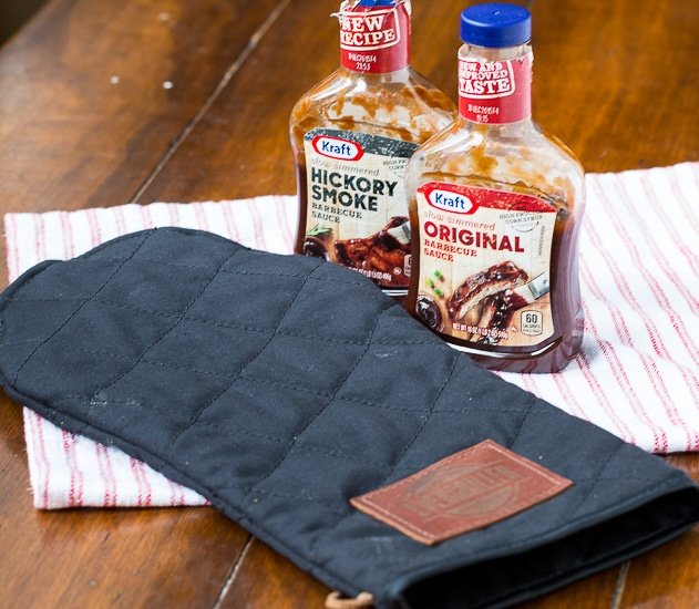 "Kraft Barbecue Sauce and EVergriller Grill ""n"" Flip"