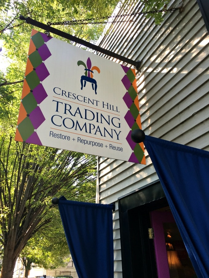 Crescent Hill Trading Company on Franklin Ave