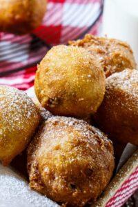 Deep-Fried Cookie Dough