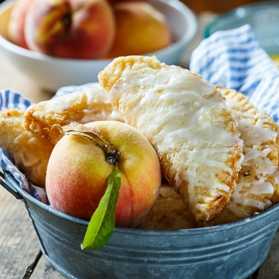 fried peach pies itâ s not a southern summer without fried pies they ...
