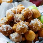 Friskey Apple Fritters with Jack Daniels