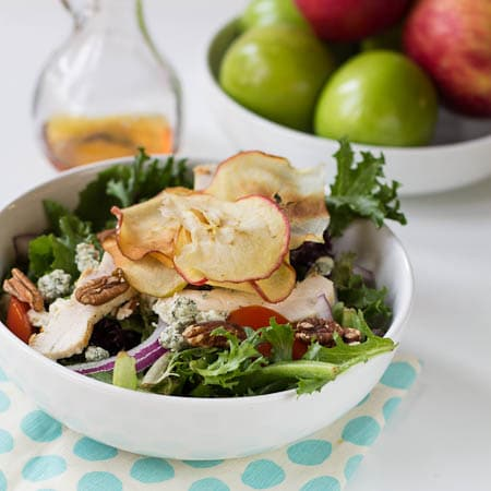 Fuji Apple Chicken Salad