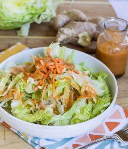Ginger Salad Dressing (Benihana Copy Cat)