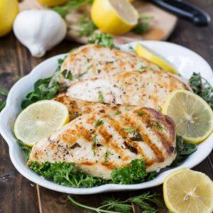 Healthy Grilled Greek Chicken Spicy Southern Kitchen