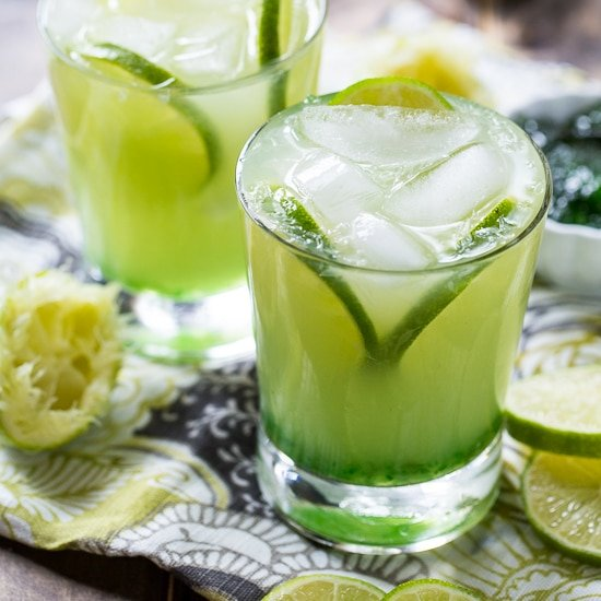 Pepper Jelly Margarita