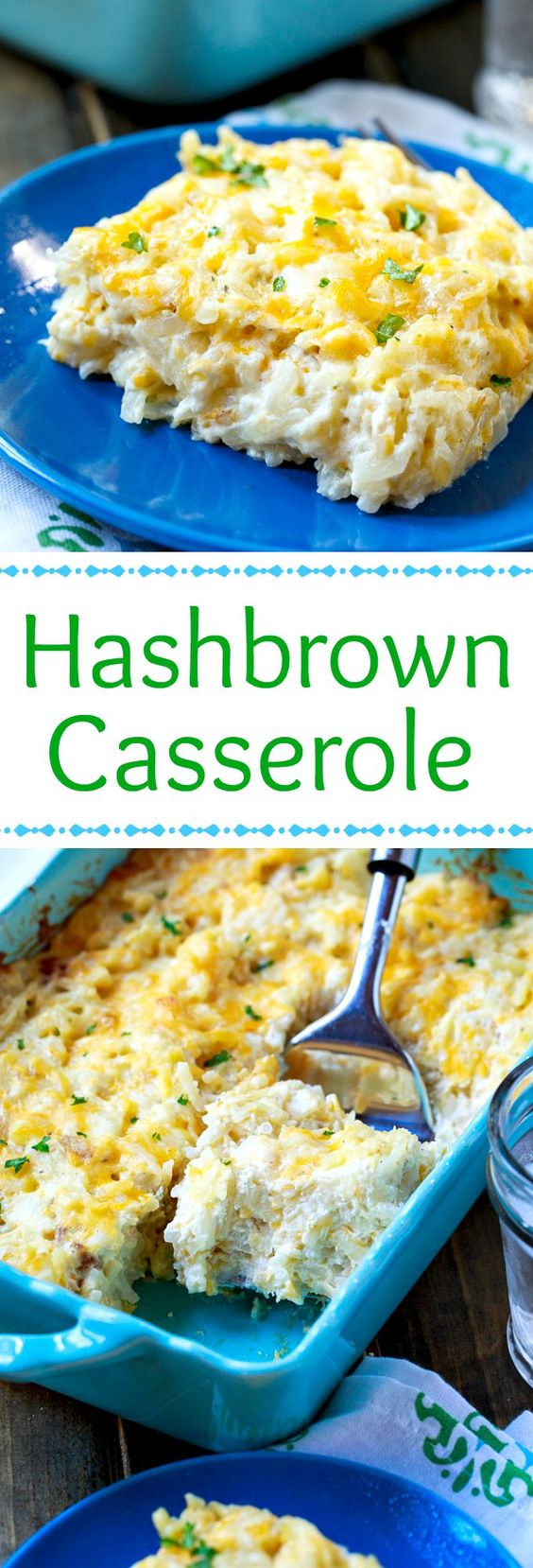 Cracker Barrel Hash Brown Casserole