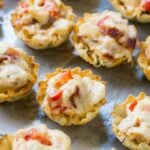 Mini Hot Brown Tarts