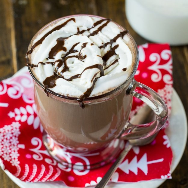 Mocha Hot Cocoa