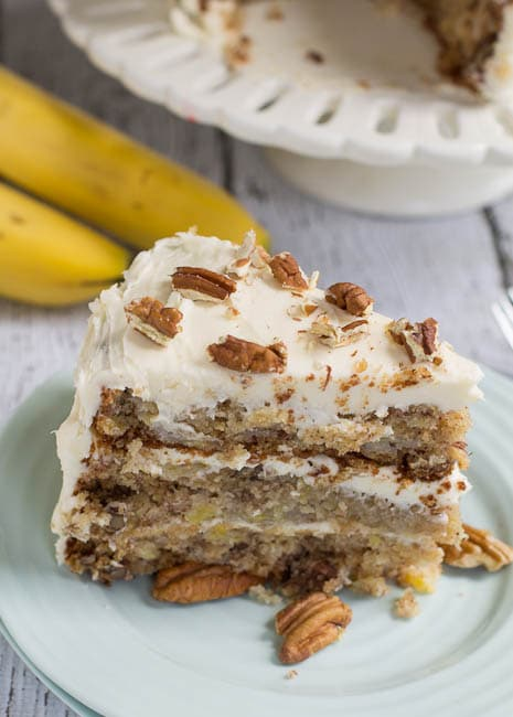 Hummingbird Cake - Spicy Southern Kitchen