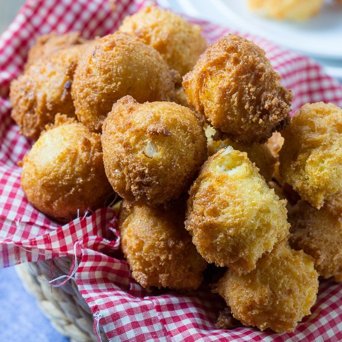 Recipe For Hush Puppies Spicy Southern Kitchen