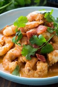 Instant Pot Indian Butter Shrimp
