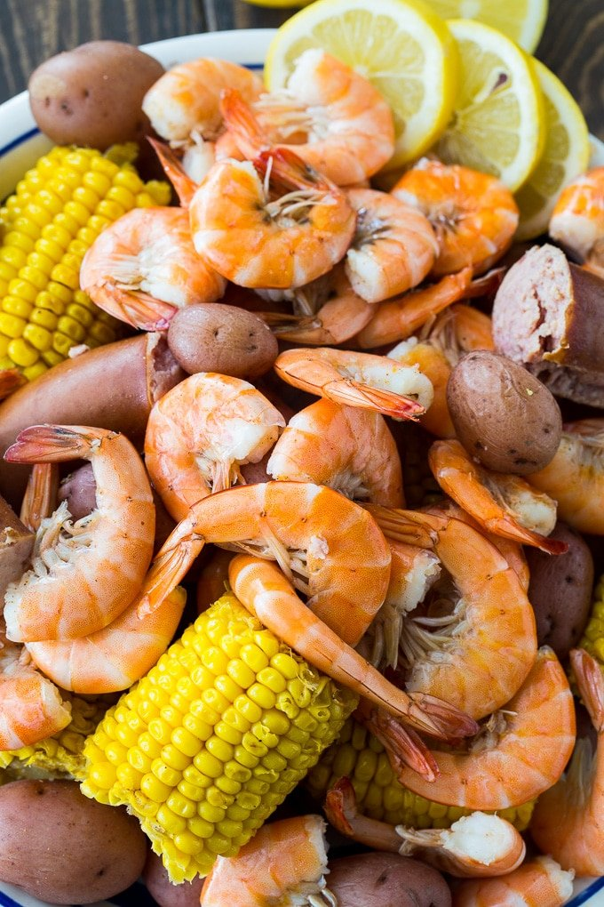 Instant Pot Low Country Boil recipe