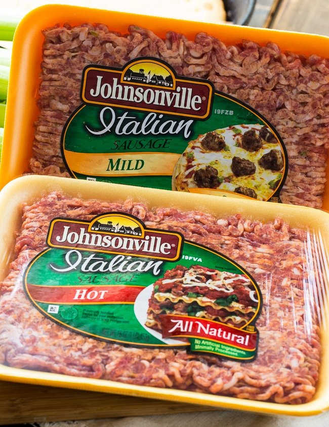 Johnsonville Ground Sausage