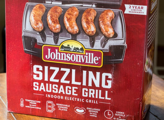 Johnsonville Indoor Grill